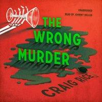 Wrong Murder - Craig Rice - audiobook
