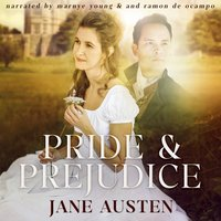 Pride & Prejudice - Jane Austen - audiobook