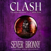 Clash - Sever Bronny - audiobook