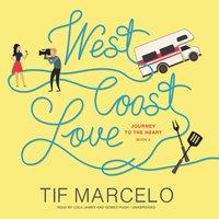 West Coast Love - Tif Marcelo - audiobook