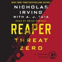 Reaper: Threat Zero - Nicholas Irving - audiobook