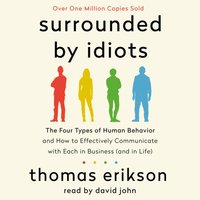 Surrounded by Idiots - Thomas Erikson - audiobook