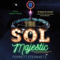 Sol Majestic - Ferrett Steinmetz - audiobook