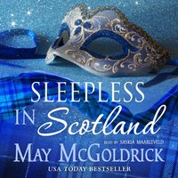 Sleepless in Scotland - May McGoldrick - audiobook
