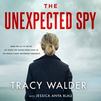 Unexpected Spy - Tracy Walder - audiobook