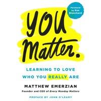 You Matter. - Matthew Emerzian - audiobook