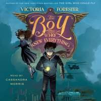 Boy Who Knew Everything - Victoria Forester - audiobook