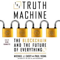 Truth Machine - Paul Vigna - audiobook