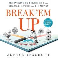 Break 'Em Up - Zephyr Teachout - audiobook