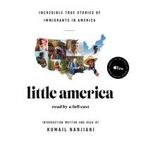 Little America - Kumail Nanjiani - audiobook