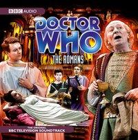 Doctor Who: The Romans (TV Soundtrack) - Dennis Spooner - audiobook