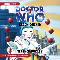 Doctor Who: Black Orchid - Terence Dudley - audiobook