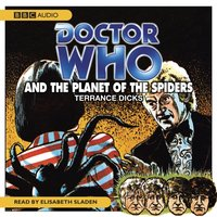 Doctor Who And The Planet Of The Spiders - Terrance Dicks - audiobook