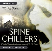 Spine Chillers - M.R. James - audiobook