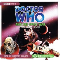 Doctor Who And The Space War - Malcolm Hulke - audiobook