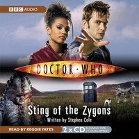 Doctor Who: Sting Of The Zygons - Stephen Cole - audiobook