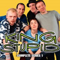 King Stupid Complete Series 1 - Kevin Cecil - audiobook