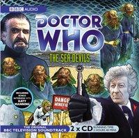 Doctor Who: The Sea Devils (TV Soundtrack) - Malcolm Hulke - audiobook