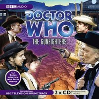 Doctor Who: The Gunfighters - Donald Cotton - audiobook
