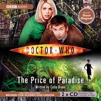 Doctor Who: The Price Of Paradise - Colin Brake - audiobook