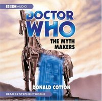 Doctor Who: The Myth Makers (TV Soundtrack) - Peter Purves - audiobook