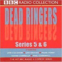 Dead Ringers Series 5 & 6 - Jan Ravens - audiobook