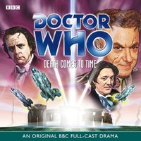 Doctor Who: Death Comes To Time - John Sessions - audiobook