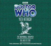 Doctor Who: Yeti Attack! - Frazer Hines - audiobook