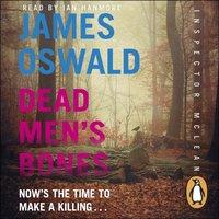 Dead Men's Bones - James Oswald - audiobook
