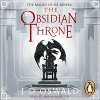Obsidian Throne - J.D. Oswald - audiobook