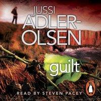 Guilt - Jussi Adler-Olsen - audiobook