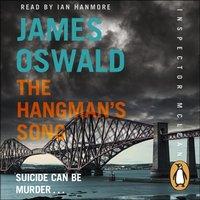 Hangman's Song - James Oswald - audiobook