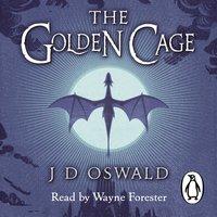 Golden Cage - J.D. Oswald - audiobook