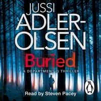 Buried - Jussi Adler-Olsen - audiobook