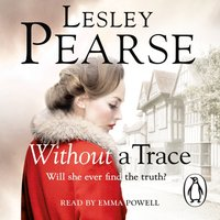 Without a Trace - Lesley Pearse - audiobook