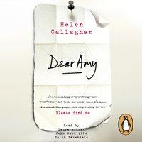 Dear Amy - Helen Callaghan - audiobook
