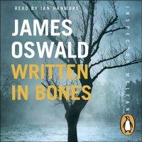 Written in Bones - James Oswald - audiobook