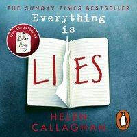Everything Is Lies - Helen Callaghan - audiobook