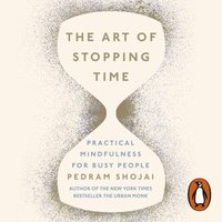 Art of Stopping Time - Pedram Shojai - audiobook