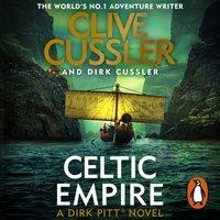 Celtic Empire - Clive Cussler - audiobook