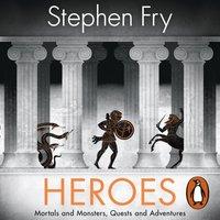 Heroes - Stephen Fry - audiobook