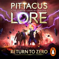 Return to Zero - Pittacus Lore - audiobook