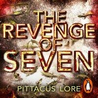 Revenge of Seven - Pittacus Lore - audiobook