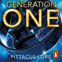 Generation One - Pittacus Lore - audiobook