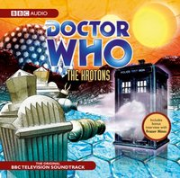 Doctor Who: The Krotons (TV Soundtrack) - Robert Holmes - audiobook