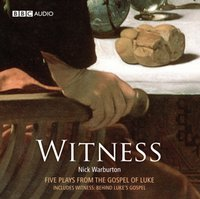 Witness - Nick Warburton - audiobook