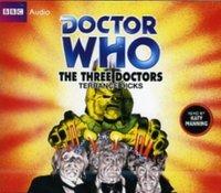Doctor Who: The Three Doctors - Terrance Dicks - audiobook