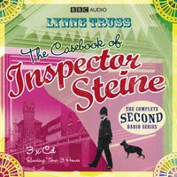 Casebook Of Inspector Steine - Lynne Truss - audiobook
