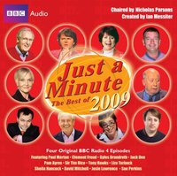 Just A Minute: The Best Of 2009 - Ian Messiter - audiobook