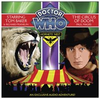 Doctor Who Hornets' Nest 3: The Circus Of Doom - Paul Magrs - audiobook